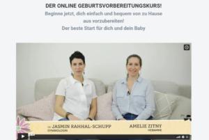 Bewertung Amelie Zitny und Dr. Jasmin Rahhal-Schupp